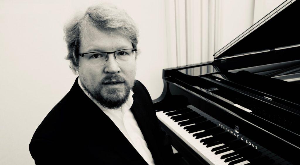 Phil Gollub Konzertpianist